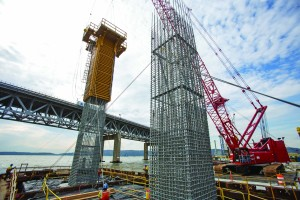 Pier 39 formwork application
